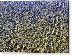 River Acrylic Print by Tad Kanazaki