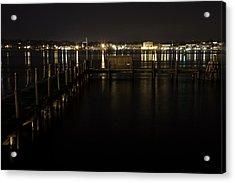 River View Acrylic Print