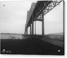 Riverfront Acrylic Print