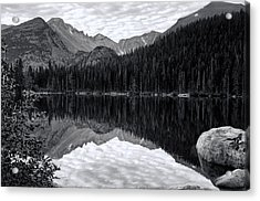 Rmnp Lake Acrylic Print