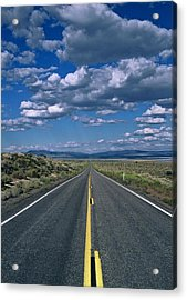 Road To Infinity Acrylic Print