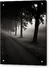 Road To Nowhere.... Acrylic Print by Jaromir Hron