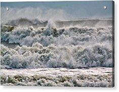 Roaring Sea Acrylic Print