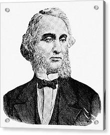 Robert Purvis (1810-1898) Acrylic Print by Granger