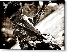 Rock N Roll Dream Acrylic Print by Frederico Borges