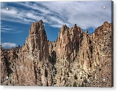 Acrylic Print featuring the photograph Rock On by Tyra  OBryant