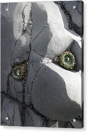 Rock Troll Acrylic Print