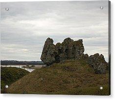 Rocks And Ruins Acrylic Print by Darcey James