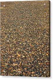 Rocks Acrylic Print by Jim Moore