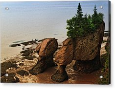 Rocks Of Ages Acrylic Print