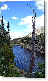 Rocky Mountain National Park1 Acrylic Print