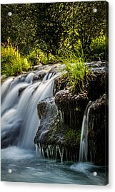 Acrylic Print featuring the photograph Rogue River by Randy Wood
