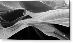 Rogue Wave Acrylic Print by Adam Pender