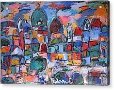 Roma 40 Acrylic Print