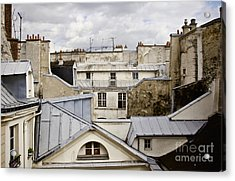 Roof Tops Acrylic Print