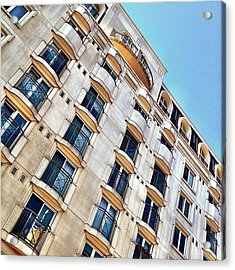 Rooms In A View! Acrylic Print