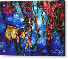 Acrylic Print featuring the photograph Roots by Irina Hays