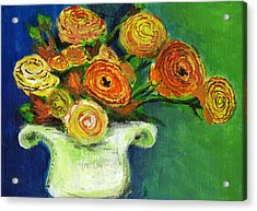 Rose Delight Acrylic Print