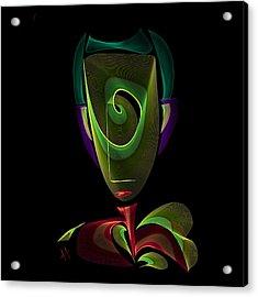 Roseman Acrylic Print