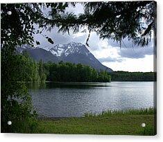 Ross Lake Acrylic Print