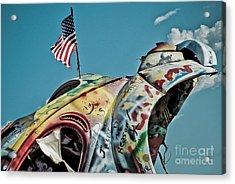 Route 66 - Bug Ranch 01 Acrylic Print