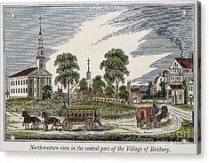 Roxbury, Massachusetts Acrylic Print
