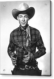 Roy Rogers Ca 1950 Photograph By Everett
