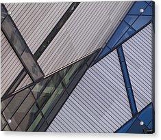 Royal Ontario Museum, Toronto, Ontario Acrylic Print by Keith Levit