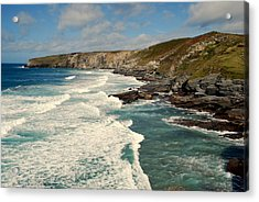 Acrylic Print featuring the photograph Rugged Beauty by Lynn Hughes