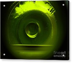 Acrylic Print featuring the photograph Running On Empty by Everette McMahan jr