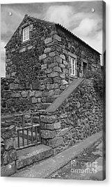 Rural Home Acrylic Print by Gaspar Avila