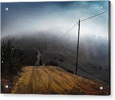 Ruralscape #4 Acrylic Print