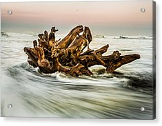 Acrylic Print featuring the photograph Rush by Randy Wood