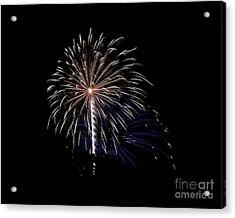 Rvr Fireworks 115 Acrylic Print