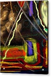 Sacred Kiva Two Acrylic Print
