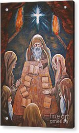 Sacred Tradition Acrylic Print