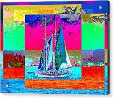 Sailors Delight 2 Acrylic Print