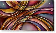 'sails' Acrylic Print by Michael Lang