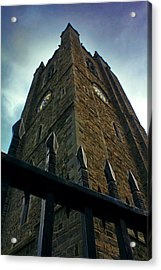 Saint Patrick's Cathedral Acrylic Print
