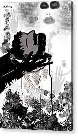 Salome Acrylic Print