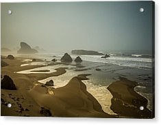 Acrylic Print featuring the photograph Salty Fingers by Randy Wood