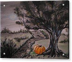 Samhain Acrylic Print