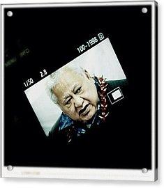 Samoan Prime Minister #fuda #fairfax Acrylic Print