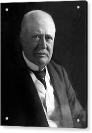 Samuel P. Colt, Chairman Of The Board Acrylic Print by Everett