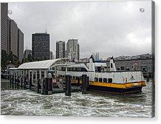 San Francisco - Ferry Building Acrylic Print