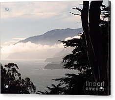 San Francisco Bay Fog Acrylic Print