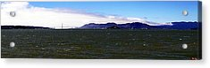 San Francisco Bay Panorama Acrylic Print