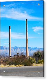 San Manuel 1 Acrylic Print by T C Brown