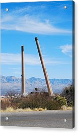 San Manuel 10 Acrylic Print by T C Brown