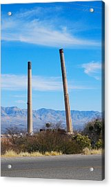 San Manuel 3 Acrylic Print by T C Brown